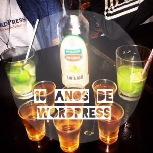 WordPress drinks